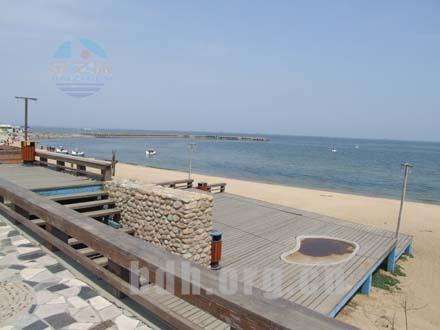 [北戴河宾馆]北戴河东海滩18号楼观海酒店